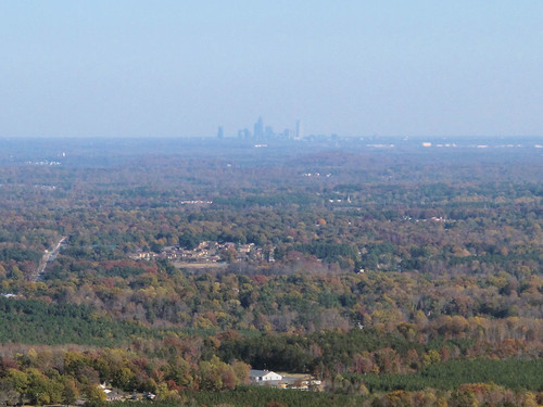 statepark autumn color fall nature leaves skyline outdoors natural charlotte northcarolina summit 2010 mountaintop g11 crowdersmountain jbtuohy