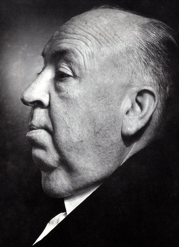 Alfred Hitchcock | by classic film scans