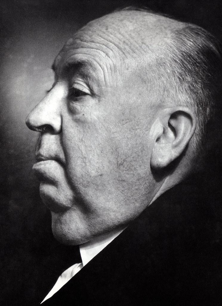 Poet Alfred Hitchcock