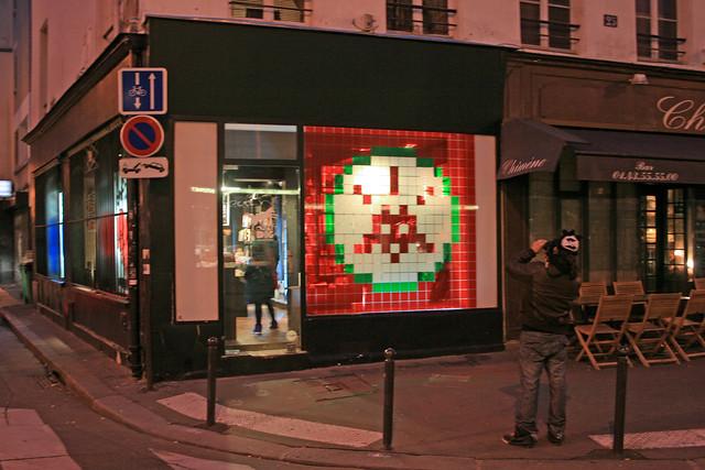 Rue de Charonne - Paris (France)