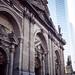 Santiago de Chile, Plaza de Armas, foto: Petr Nejedlý
