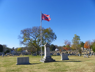 Confederate Flag, Monuments and Graves   by J. Stephen Conn