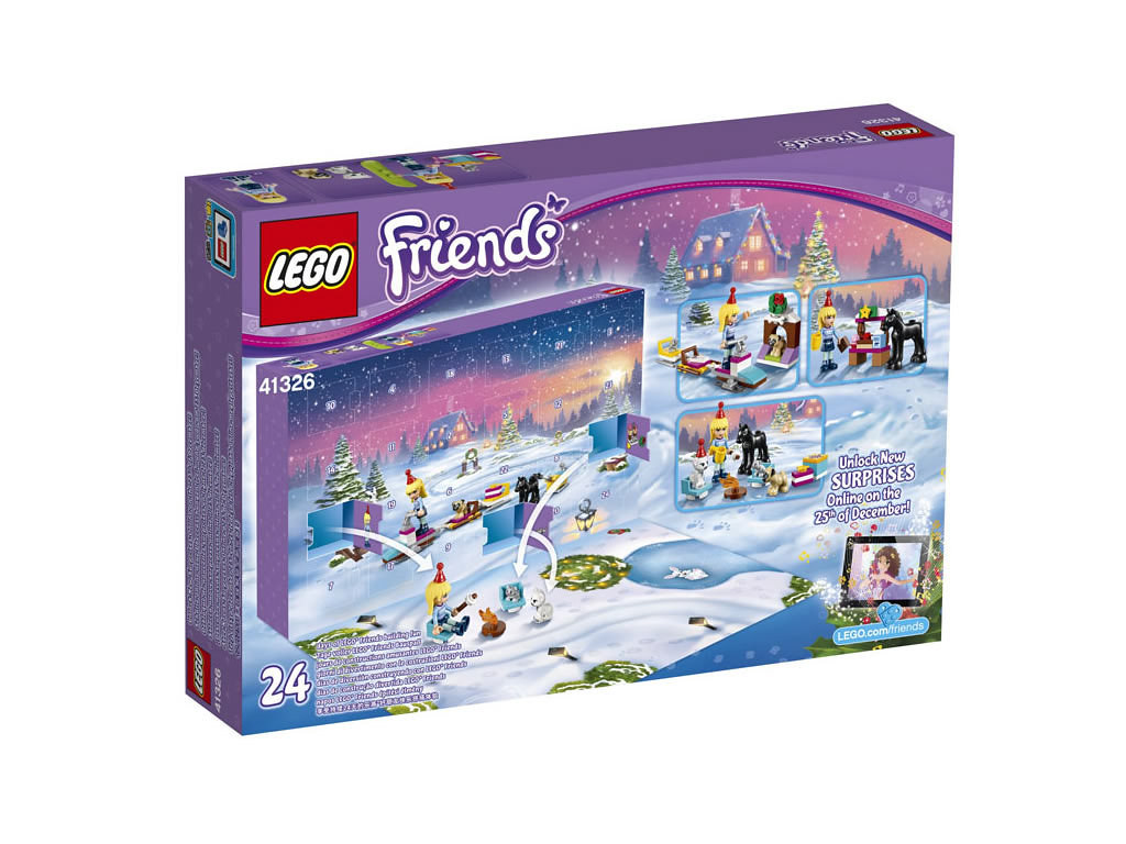 Weihnachtskalender Lego Friends.Lego Friends 41326 Advent Calendar 2017 Release Septemb Flickr