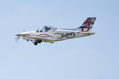 G-OPFA Alpi Pioneer 300 [PFA 330-14298] Sywell 060915