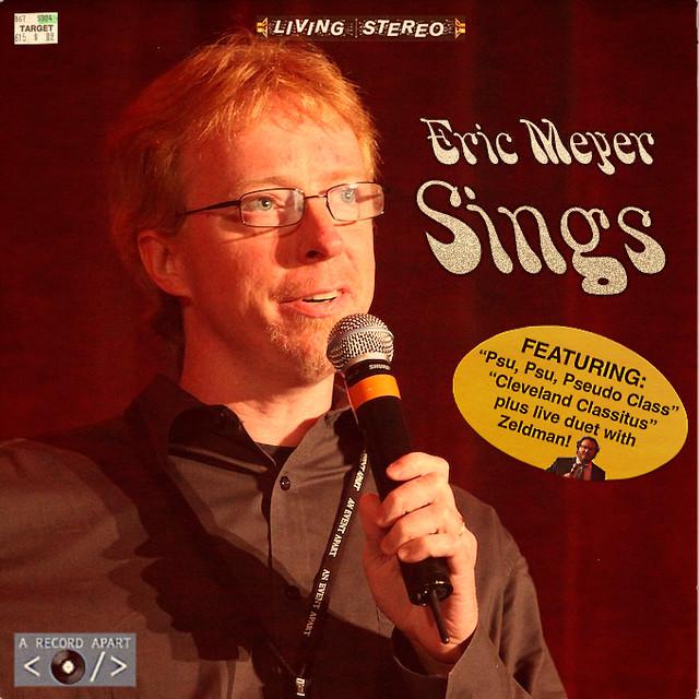 Eric Meyer Sings - An Event Apart 2010 Minneapolis