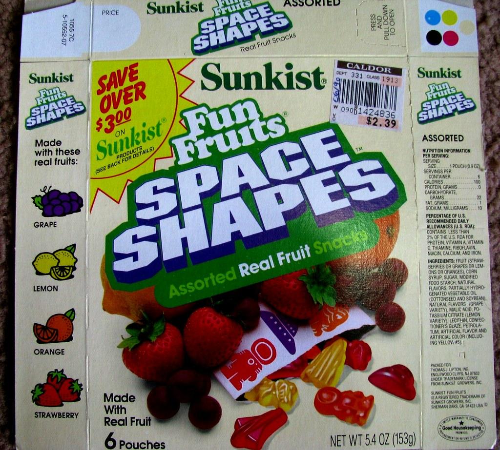 You tell fun fruits sunkist draw?