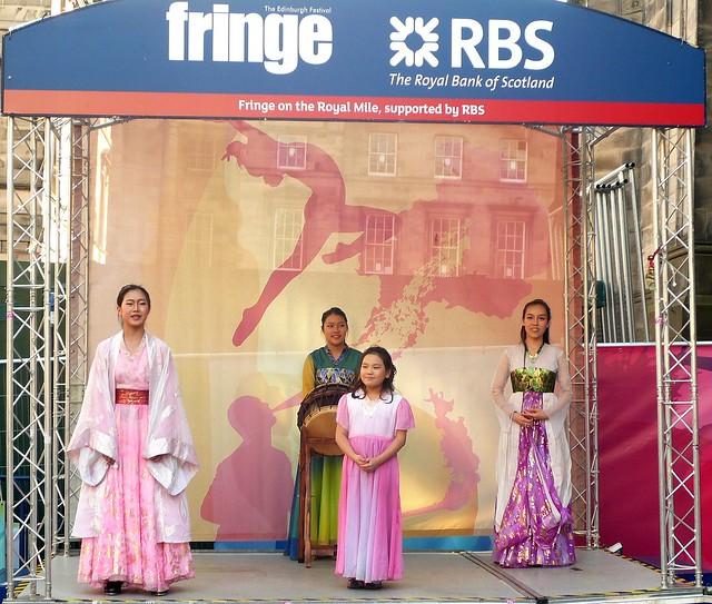 Edinburgh Fringe Festival: Princess Pyunggang