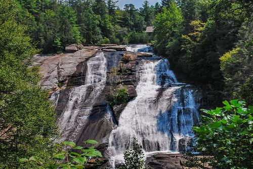 usa northcarolina waterfalls dupontstateforest