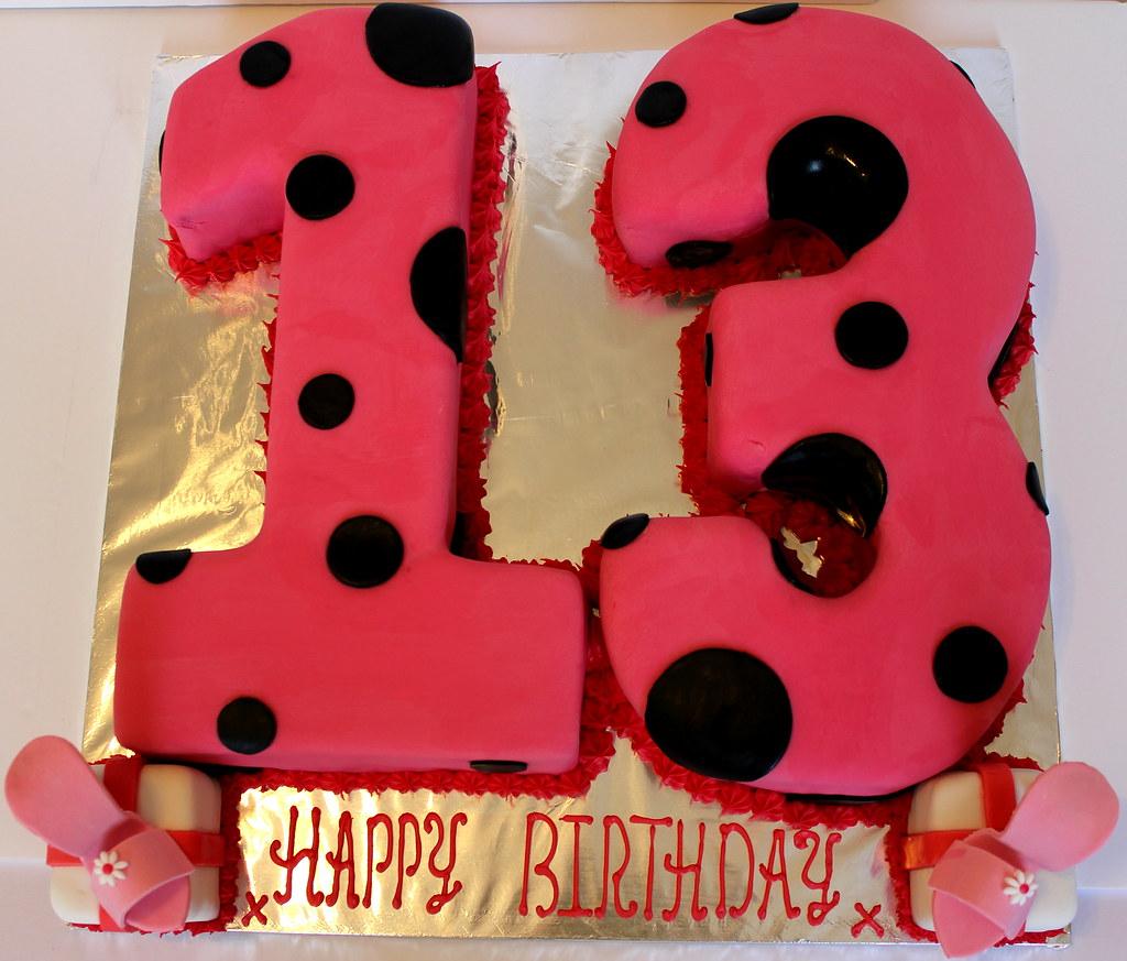 Astonishing Teenage Girls Birthday Cake Pauls Creative Cakes Flickr Personalised Birthday Cards Akebfashionlily Jamesorg