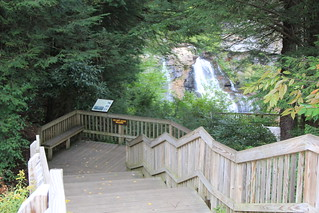 Walking down to Blackwater Falls | by daveynin