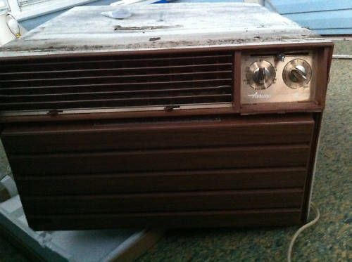 Vintage Airtemp Chrysler Air Conditioner Front Cover Flickr