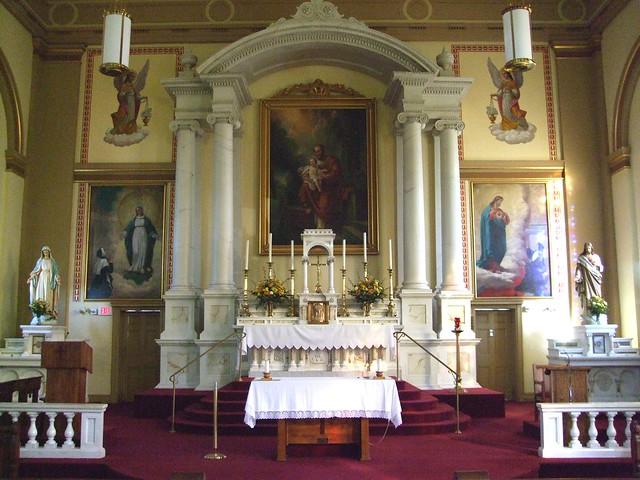 St. Joseph Catholic Church, Emmitsburg, MD