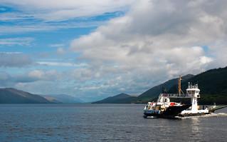 Ardgour ferry, Scotland, 15 Sept., 2010 | by PhillipC