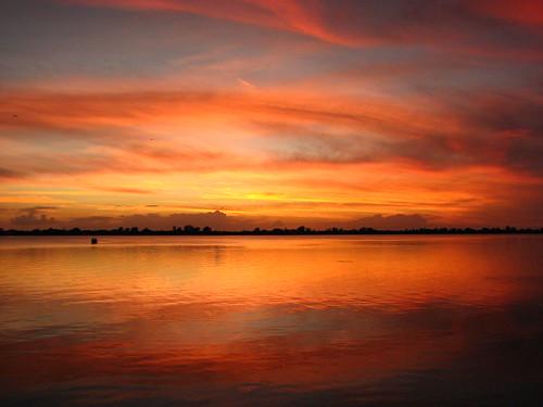 1001nightsmagiccity sunsetflfloridaenglewoodlemonbayparkcanonwatercoloredwaterreflection1001nights1001nightsmagiccity