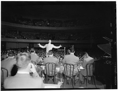 [Portrait of Stan Kenton, 1947 or 1948] (LOC) | by The Library of Congress