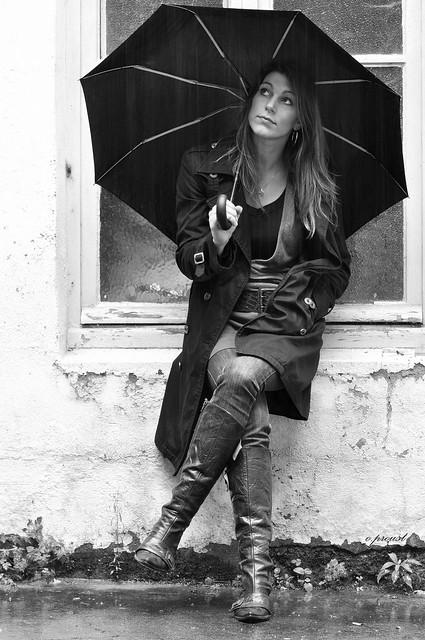 C lyne ...sous la pluie