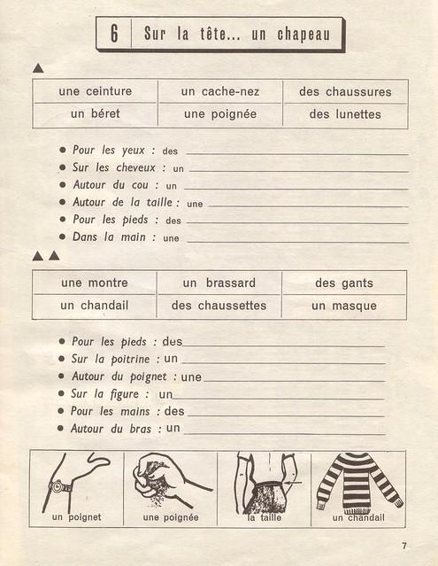 exercices p7