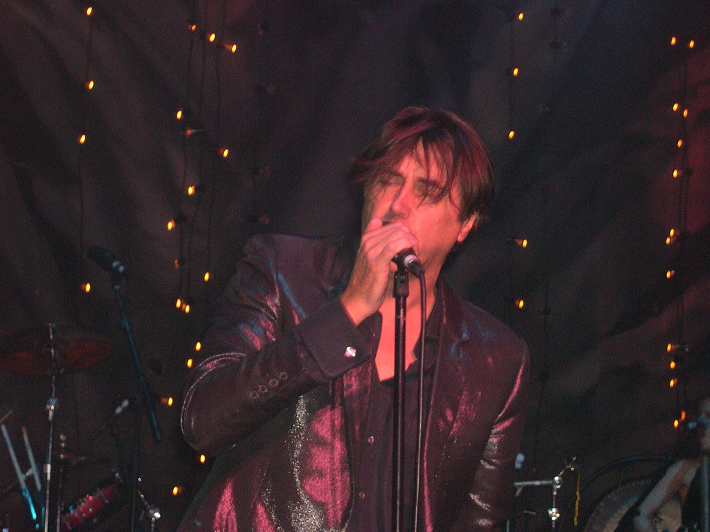 Bryan Ferry at Cardiff's St. David's Hall