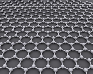 Model of graphene structure | by CORE-Materials