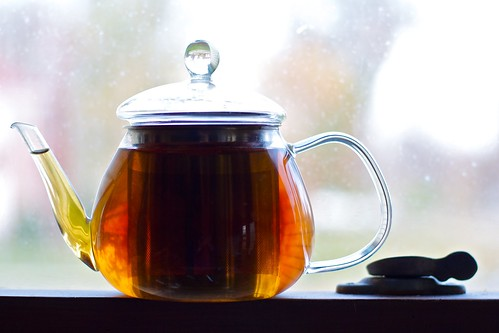 Tea in the sun (Not sun tea) | by Unhindered by Talent
