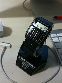 Casio Databank | by firaswehbe