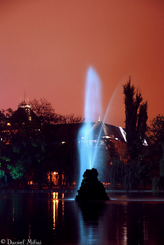 Fountain from Hell by Daniel Mihai