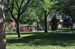Hamilton Park in Jersey City