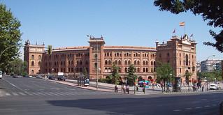 Plaza de Toros de Las Ventas (Madrid) 01