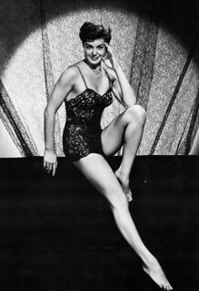 Esther Williams tot