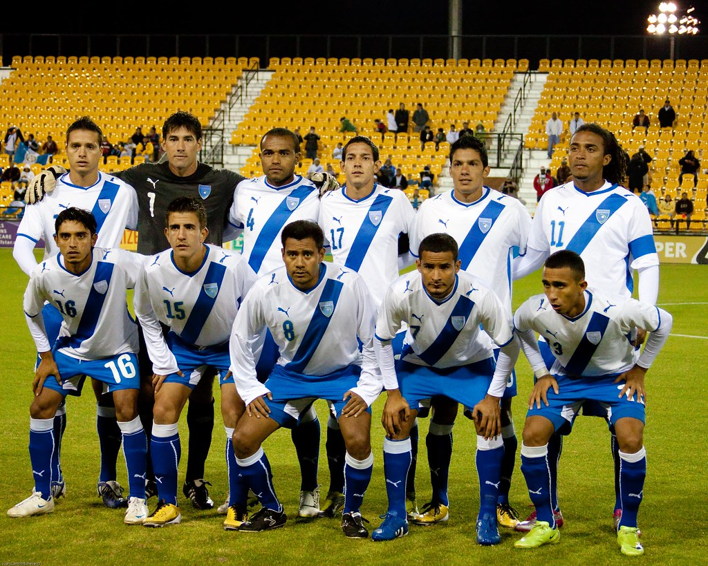 sale retailer 1181b 6bc9c Guatemala National Soccer Team | Guyana vs Guatemala @ Kenne ...