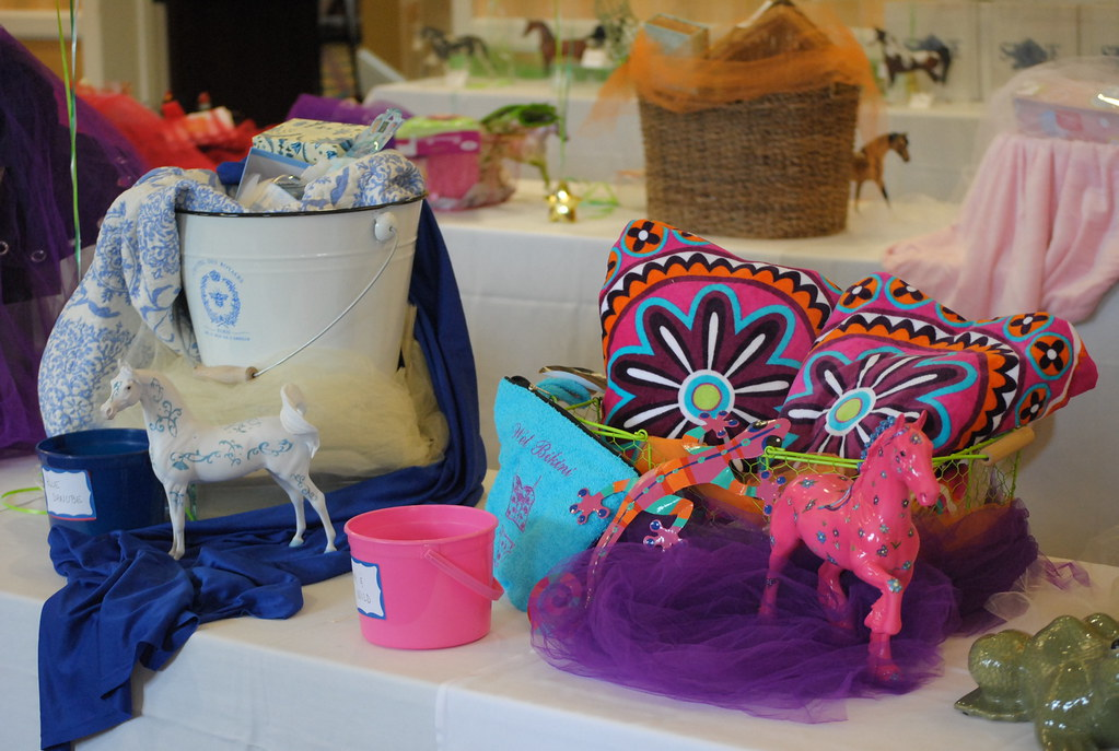 Raffle Baskets Equilocity Peter Stone Equilocity 2010