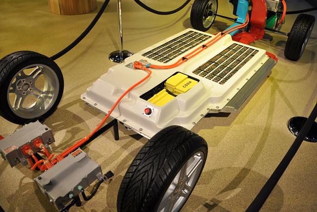 Coda chassis