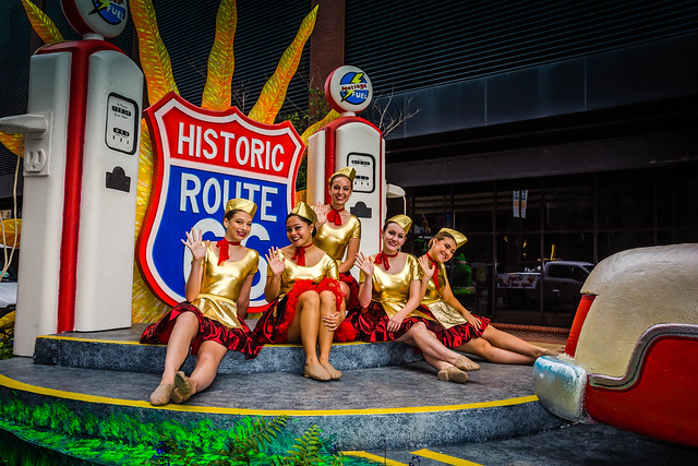 Honoring Route 66