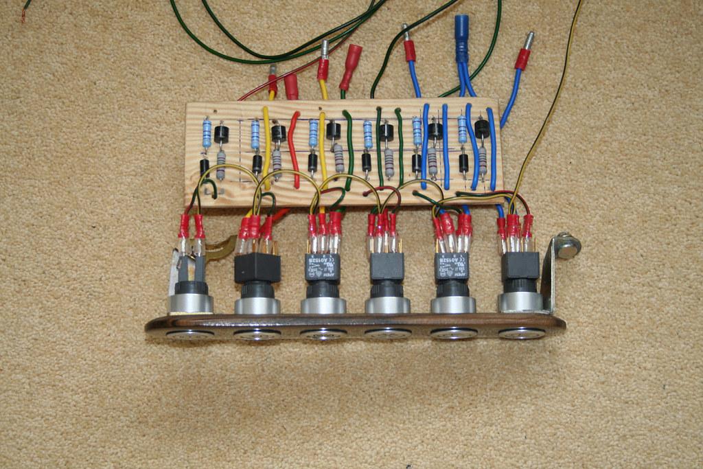 Excellent Switch Panel Wiring Mini Cooper Spi Flickr Wiring Digital Resources Attrlexorcompassionincorg