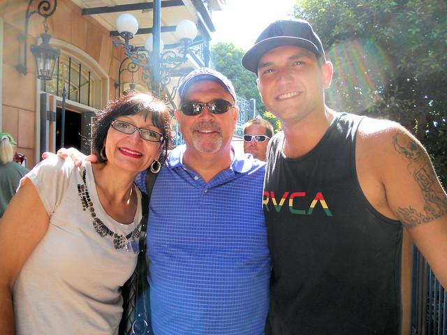 Mom, Dad & Garrett