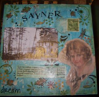 sayner resort early 20s