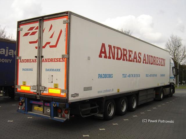 Iveco Stralis II 420- Andreas Andresen (LT/DK)