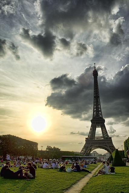 Champ de Mars - Paris