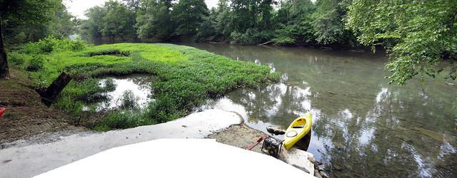 Barren Fork River, Warren Co, TN