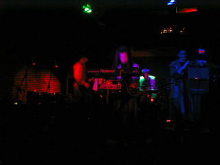 Another random find: First 5000 Fingers show at The Cat Club opening for @MegLeeChin. | by T bias