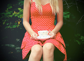 polka dot tea party | by Shandi-lee
