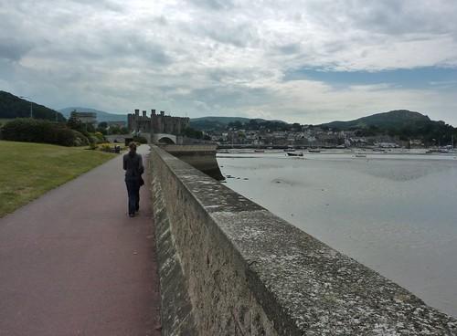 Conwy Bridge (12/07/2010)
