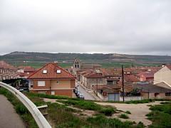 [Villafría de Burgos]난간 아래는 철로