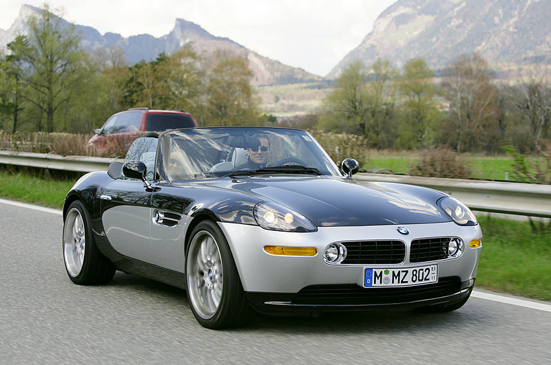 E52 Z8 Roadster Carbon Black Titanium Silver Individual Flickr