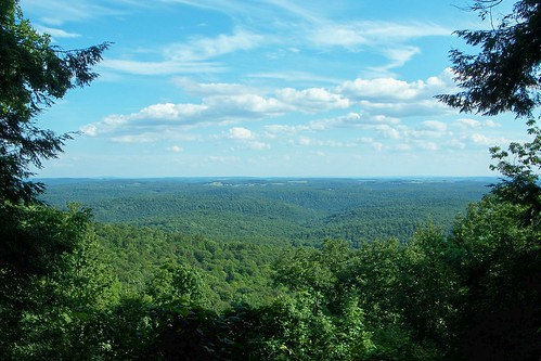 pictures county blue mountains green nature rock clouds photography photo view photos pennsylvania scenic picture pa photographs photograph vista sullivan overlook distant ticklish lycoming