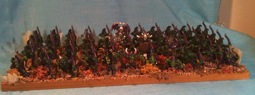 Night Goblin Archer Horde