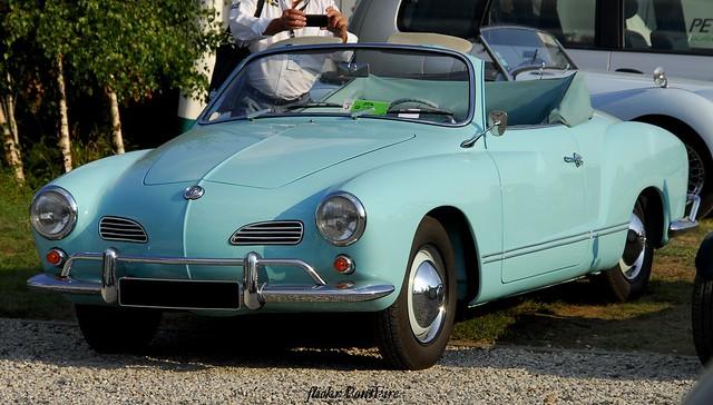 1957 Volkswagen Karmann Ghia cabriolet