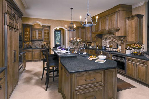 Tuscan Kitchen Decor Ideas Brown Color Tuscan Kitchen Deco Flickr