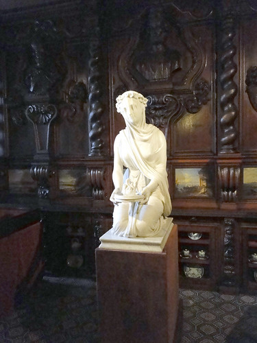 Raffaele Monti Veiled Vestal Virgin A Particuarly Fine