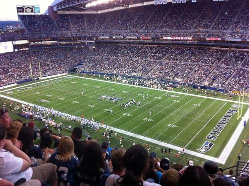 Field at Seahawks Stadium | by J.P.'s Photos
